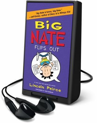 Everyone knows N-A-T-E does not equal N-E-A-T!  And when Nate's sloppiness gets out of hand, his best friend, Francis, is in serious trouble.  Can Nate clean up his act, or will he flip out first?  For fans of the Diary of a Wimpy Kid series: Meet Big Nate, world-class boredom buster and definitely NOT the teacher's pet.
