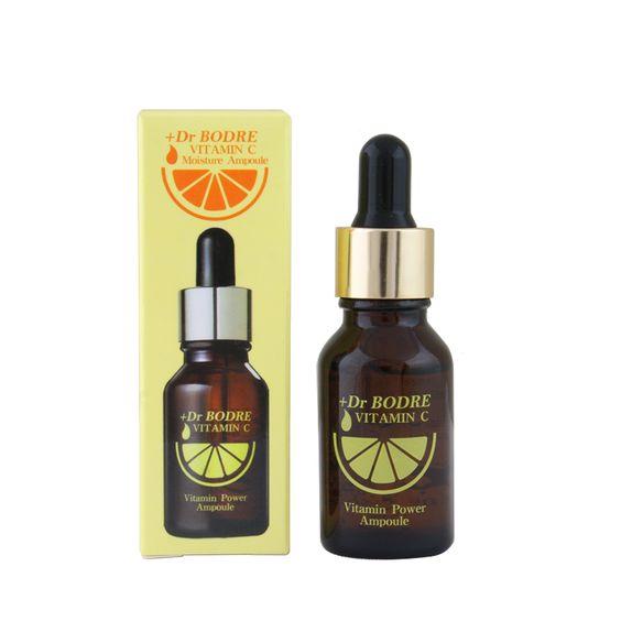 Tinh chất dưỡng trắng và chống lão hóa da Doctor Plus BODRE VITAMIN C Moisture Ampoule 15ml
