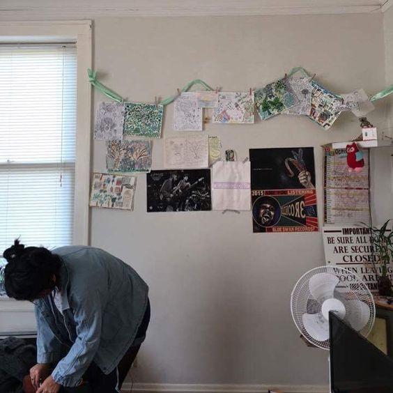 Kiki's (Soyvirgo.com) Bedroom decor