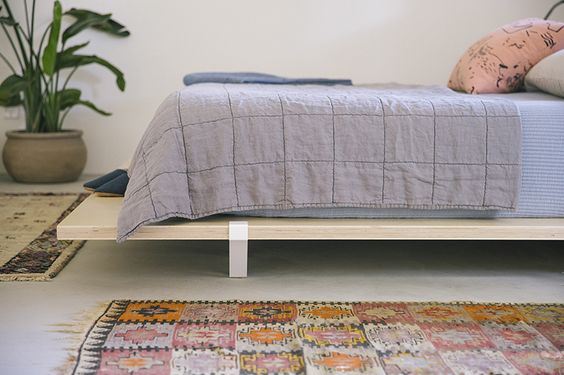How to upgrade your guest room (or any room) in a major way, thanks to the Floyd bed and some other key elements.