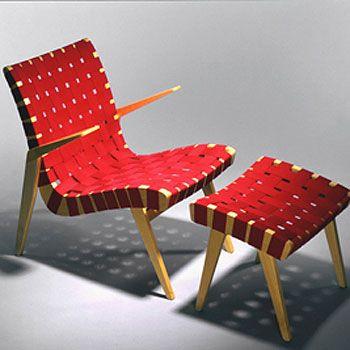 Lounge chair, 1949