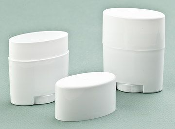 deoderant containers $.95