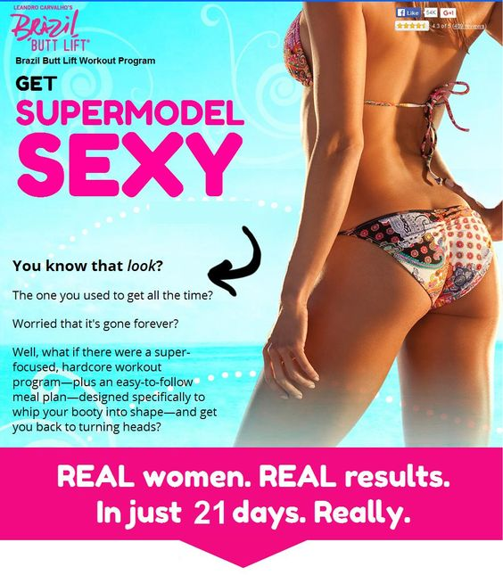 Brazil Butt Lift® On Sale - Lift and Tone Your Butt in 2..==> http://fave.co/1OT2EnI