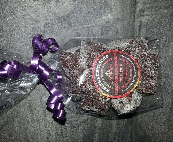 Schokoladentraumstücke