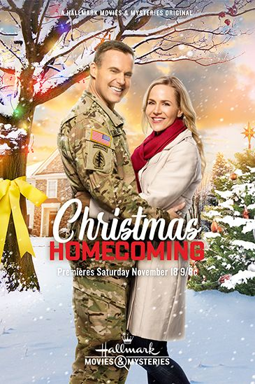 Christmas Homecoming A Hallmark Movies Mysteries Original Christmas Movie Starring Julie Benz Michael Shanks Christmas Movies Hallmark Christmas Movies Hallmark Movies
