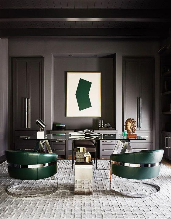 Office Decor Inspirations Interior Design Home Office Design