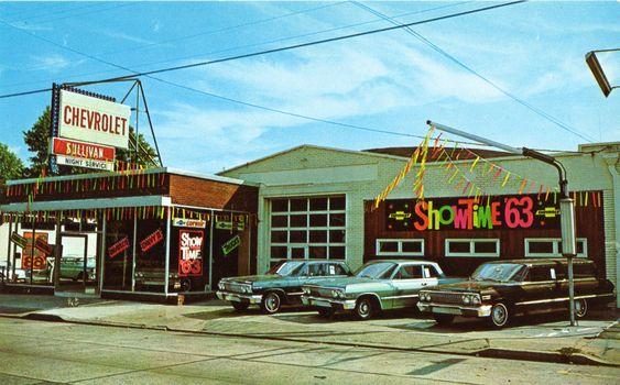 Sullivan Chevrolet Roselle Park Nj 1963 Roselle Park Chevrolet Chevrolet Dealership