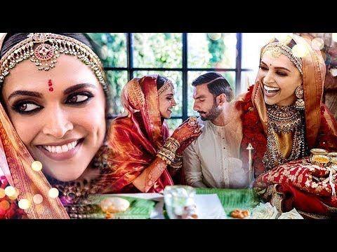 Watch Exclusive Video Of Deepika Padukone And Ranveer Singh Wedding Cere Wedding Day Ranveer Singh Bridal