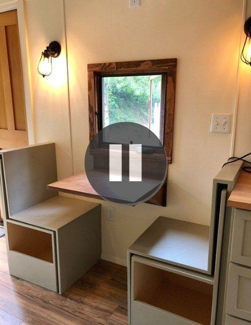 Tiny House For Sale Adorable Idaho Tiny Home In 2020 Furniture For Small Spaces Tiny Houses For Sale Diy Furniture