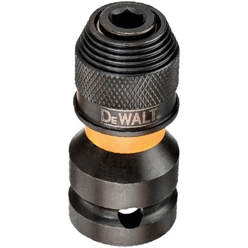 Dewalt 1 2 Square To 1 4 Hex Impact Wrench Conversion Chuck Impact Wrench Dewalt Wrench