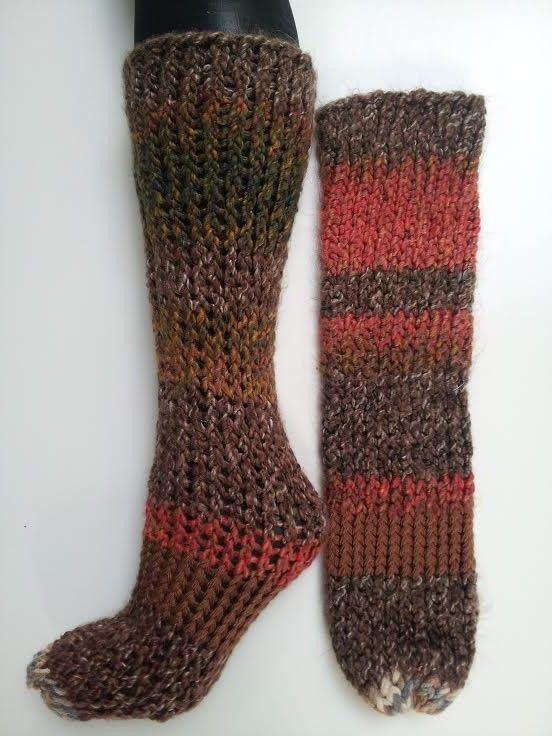 Knitting Pattern For Diabetic Socks : Pinterest   The world s catalog of ideas