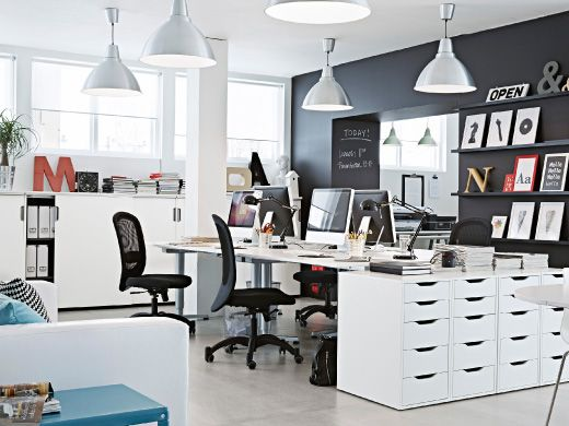 Ikea Office Inspiration | Office   Clothes Storage Systems U0026 Office Chairs    IKEA | Inspire Me Please | Pinterest | Ikea Office, Clothes Storage And  Storage