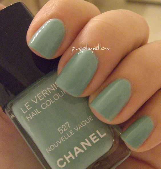 Chanel Nouvelle Vague by purple yellow, via Flickr