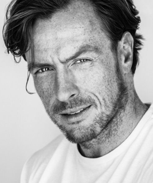 """Toby Stephens, who is starring in the Starz series """"Black Sails,"""" which focuses on 18th-century pirates in the West Indies. The actor also appears in """"13 Hours: The Secret Soldiers of Benghazi."""""""
