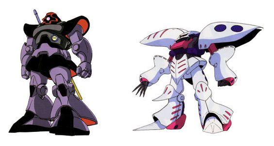 bb07c59783cb424e1dccb593ffdd5216  Bỏng mắt  với các thiết kế Bikini từ các Robot trong Mobile Suit Gundam