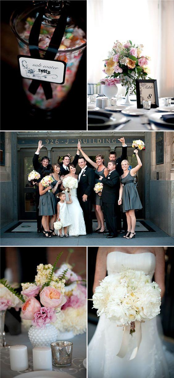 Sacramento Wedding by Jessica Stout & Martha Andrews