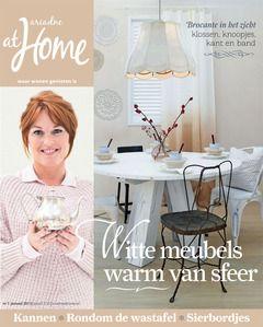 Ariadne at home tijdschrift voor wonen in de landelijke for Magazine ariadne at home