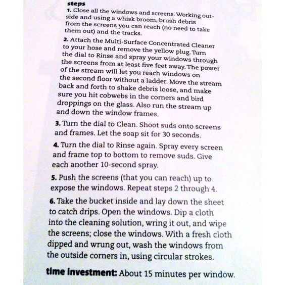 For windows! From Real Simple Magazine.