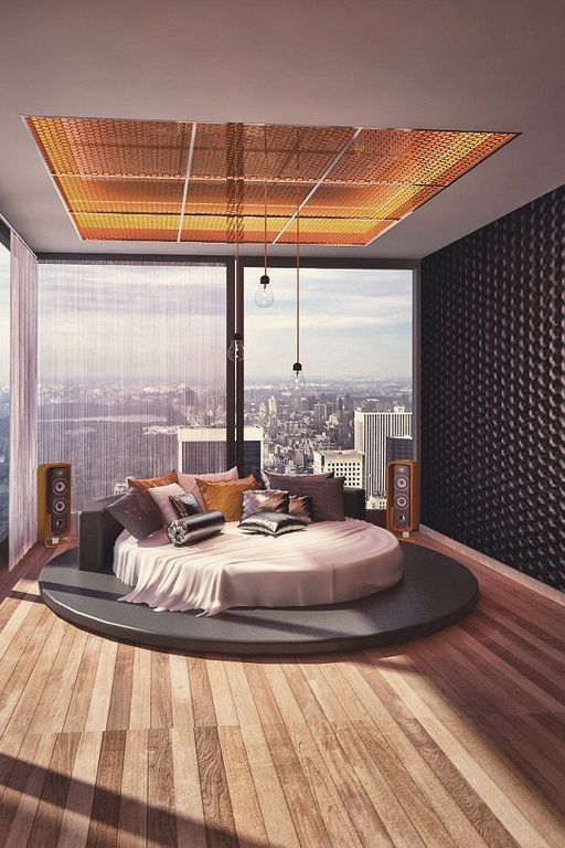 15 Most Amazing Modern Round Beds Ideas You Ll Ever See Beautiful Bedrooms Bed Design Round Beds