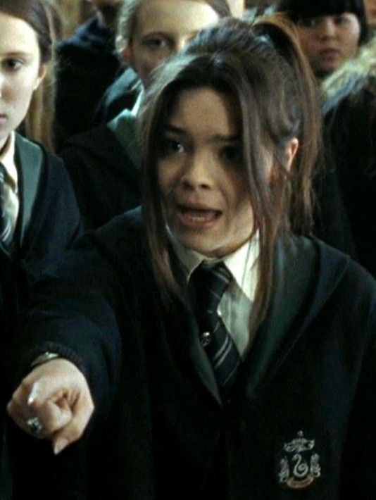 Pansy Parkinson Harry Potter Pansy Parkinson Harry Potter Actors Harry Potter Characters