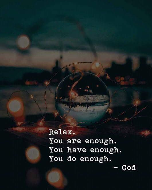 Relax Give Me Strength Quotes Relax Quotes Positive Quotes