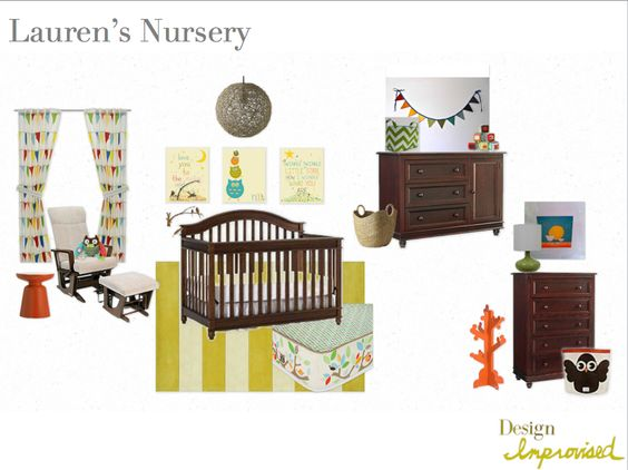 woodland baby bedding - Google Search