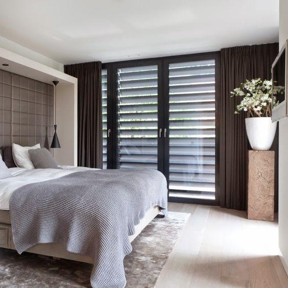 Meer dan 1000 idee n over moderne slaapkamers op pinterest slaapkamers slaapkamerdesigns en - Moderne design slaapkamer ...