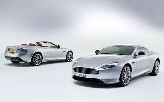 The refreshed Aston Martin DB9 was just unveiled today.