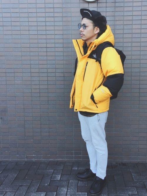Chuuu|THE NORTH FACEのダウンジャケット/コートを使った