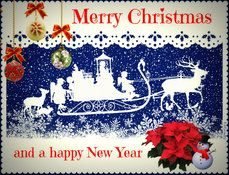 ♥     .*.*.*.Frohe Christmas.*. *. *.   ...
