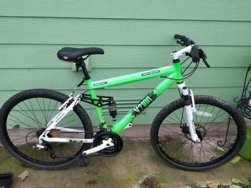 Buy 26 Mens Genesis V2100 Bicycle Green Bicycle Ebay Stuff