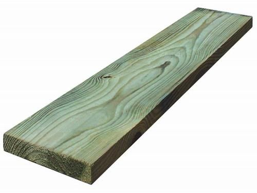 1 X 6 Above Ground Ac2 Green Pressure Treated Lumber At Menards 1 X 6 X 8 Above Ground Ac2 Reg Green Pr Pressure Treated Wood Raised Garden Beds Wood Deck