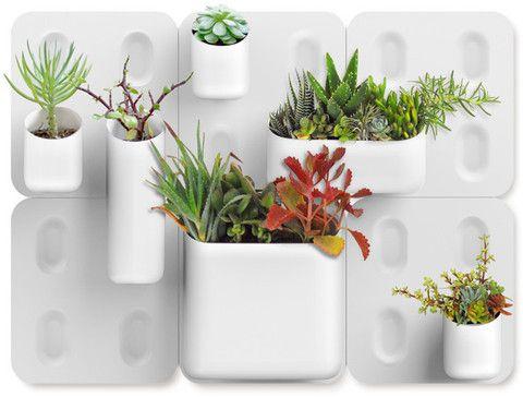 Urbio - with plants