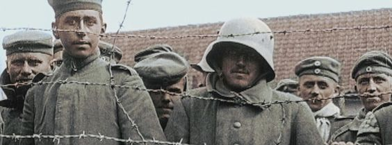 Fotostrecke: Erster Weltkrieg in Farbe