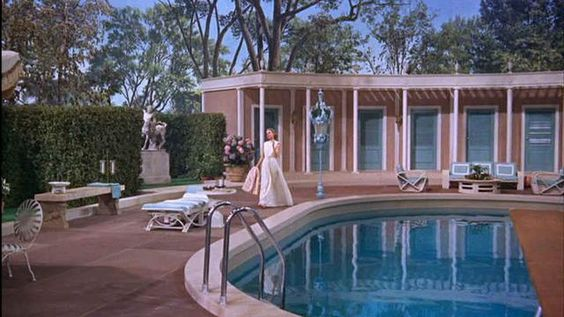 Better pic of the pool/cabanas from High Society: