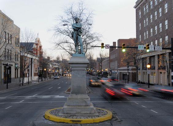 #Alexandria, #VA seeks to move #Confederate statue and rename Jefferson Davis Highway...