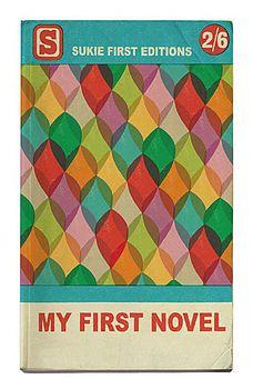 Sukie my first novel notebook