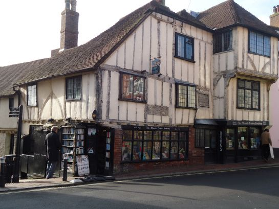 15th Century Bookshop: