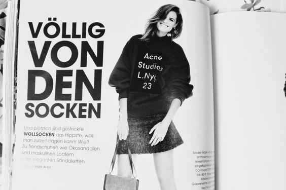 PassionePerLaModa: #1 Magazin Talk: Socks