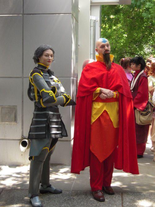 Lin Bei Fong and Tenzin!