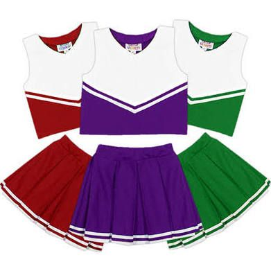 Cheerleading uniforms Cheerleading and Toddlers on Pinterest