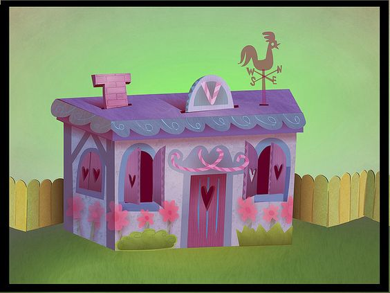 Shoebox House
