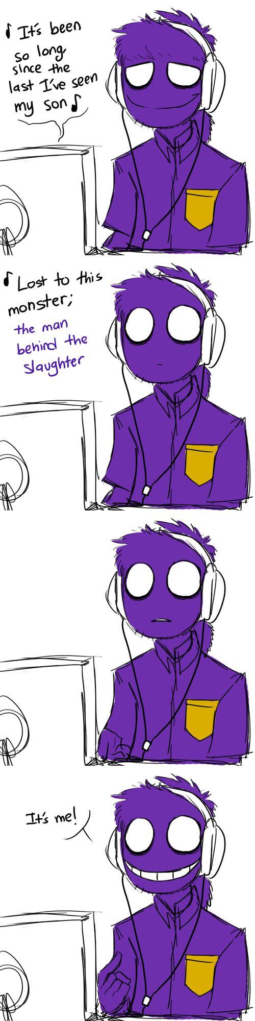 Phone guy x purple guy fanfic lemon - Vincent Purple Guy Fnaf Pinterest Fnaf And Freddy S
