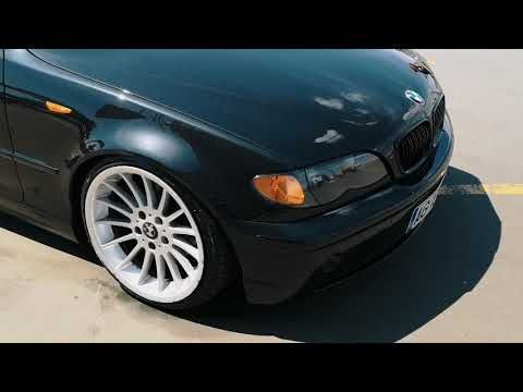 Bmw E46 Stance With Style 32 Concave Youtube In 2020 Bmw E46 Bmw Style