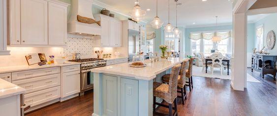Dream Kitchen ~ Stephen Alexander Homes