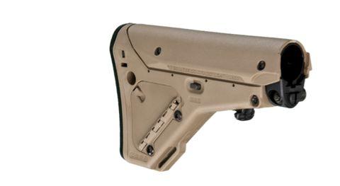 Magpul UBR Stock, Fits AR-15, Adjustable, Buffer Tube, Flat Dark Earth - Endless…