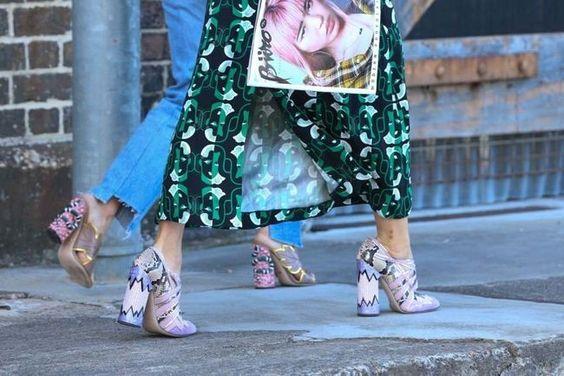 Street style from Mercedes-Benz Fashion Week Australia 2016 - Vogue Australia