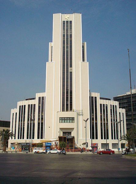 Edificio El Moro, Mexico City(art Deco)