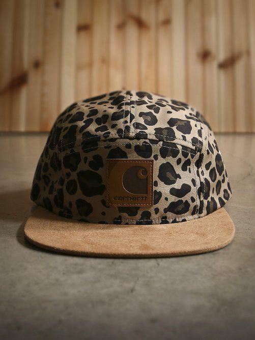 carhartt LEOPARD STARTER CAP
