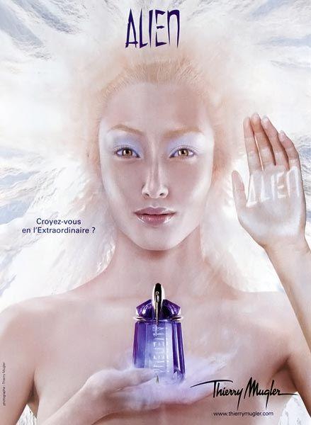 alien eau de parfum thierry mugler pour femme 30 ml vaporisateur ressour able ebay. Black Bedroom Furniture Sets. Home Design Ideas